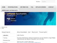 Lufthansa Sportverein, Sparte Tauchen