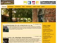 Orgelbau-Förderkreis Lutherkirche Leer