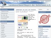 Landesverband Bayern der Gehörlosen e.V.