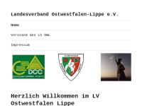 Deutscher Camping-Club (DCC) - Landesverband Ostwestfalen-Lippe e.V.