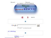 Macintosh RESCUE