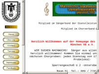 Männerchor Stadtwerke München VB e.V.