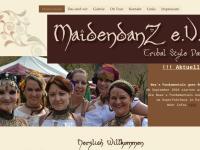 Maidendanz