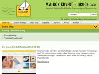 Mailbox Kuvert & Druck GmbH