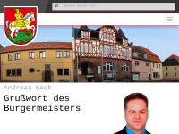 Mansfeld Lutherstadt