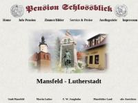 Pension Schloßblick Lutherstadt Mansfeld