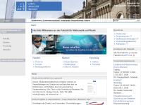 Fakultät für Mathematik und Physik