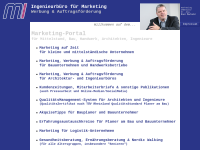 Ingenieurbüro für Marketing - Dr.-Ing. Knut Marhold