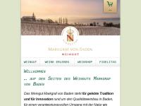 Markgraf von Baden, Weingüter