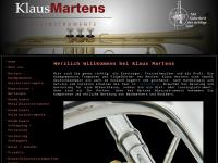 Klaus Martens Meisterwerkstatt für Blasinstrumente