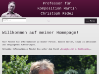 Redel, Martin Chr.