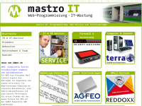 Mastro-IT, Marcus Orthbandt
