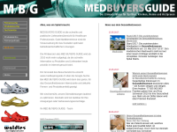 MED. Buyers Guide by Admedia AG