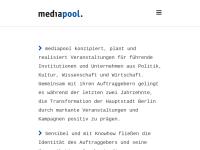 Mediapool- Veranstaltungsservice berlin GmbH