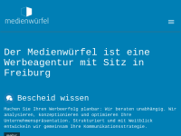Der Medienwürfel, Matthias Hopf & Daniel Völkel GbR