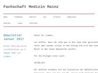 Fachschaft Medizin - Klinik Uni Mainz