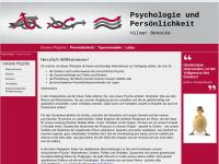 Psychologie und Persönlichkeit