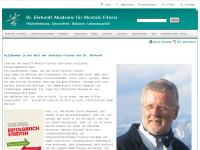 Dr. Ehrhardt Akademie für Mentale Fitness