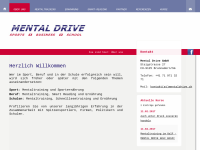 Mental Drive - Mentaltraining für Sport, Beruf und Schule
