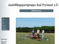 Modellflugsportgruppe Bad Pyrmont e.V.