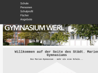 Mariengymnasium Werl