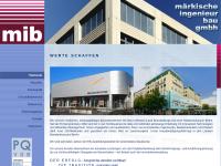 Märkische Ingenieur Bau GmbH