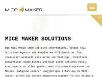 MICE MAKER GmbH