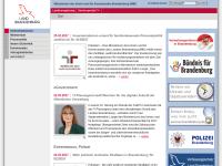 Stiftungsverzeichnis Brandenburg