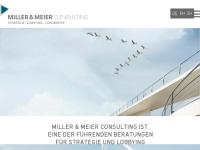 miller und meier Politik- und Projektberatung