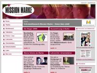 Schulwettbewerb Mission Marke