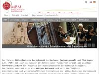 Mitteldeutsche Barockmusik