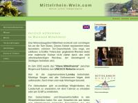 Mittelrhein-Wein