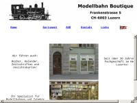 Modellbahn-Boutique Luzern