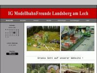 IG ModellbahnFreunde Landsberg am Lech