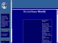 Modellbau World - alles über Modellbau