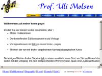 Uli Molsen Musik- Verlag