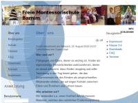 Freie Montessorischule Barnim e.V.
