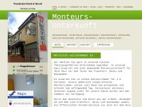 Monteur Unterkunft, Wanderlust GmbH