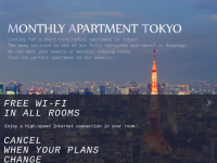 Monthly Apartment Tokyo