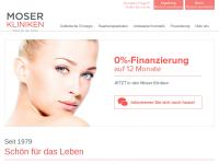 Moser Medical Group Gesellschaft für kosmetische Haarchirurgie und ästhetisch-plastische Chirurgie mbH