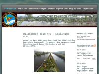 Motor Yacht Club Esslingen e.V. - Esslingen am Neckar