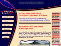 Steffens Mountainbike-Touren im Thüringer Wald
