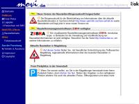 Mobilitäts- und Verkehrsinformationen für die Region Magdeburg