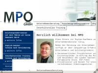 MPO GmbH Unternehmensberatung
