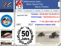 MSC Mainz-Finthen e.V. im ADAC