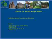 Mission für Süd-Ost-Europa Schweiz (MSOE)