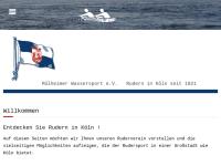 Mülheimer Wassersport e.V. - Köln