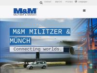M&M International Holding AG
