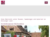 Museen im Landkreis Kitzingen