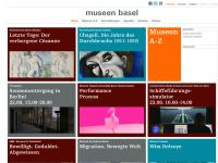Museen Basel